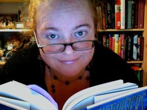 Trish Henry reading